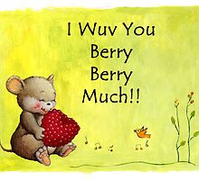 Berry Love 2  by Catherine Crimmins