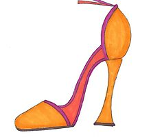 Snazzy Shoe by trennea