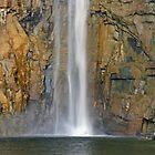 Taughannock Falls by Kristi Lockwood