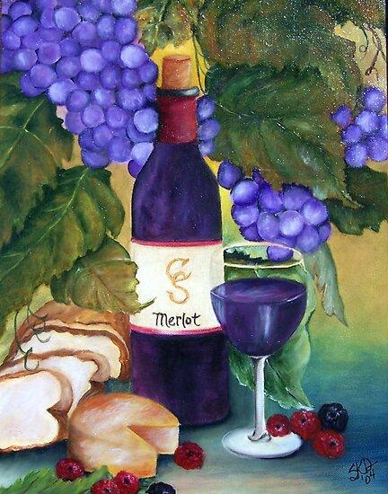 """Nectar of the Gods"" by Susan Dehlinger"