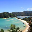 Abel Tasman NP by SinaStraub