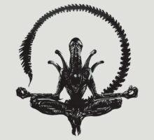 Xenomorph Alien by GDPSpliff