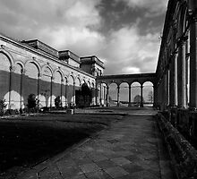 The Orangery, Witley Court by Matthew Walters
