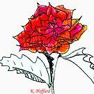 The Rose by Hoffard