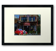 Moody, Alabama USA Framed Print