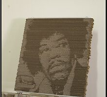 jimi Hendrix  by TheDukeProject