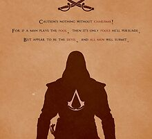 Assassins Creed Black Flag Poster by god-father