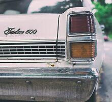 Ford Fairlane 500 by jamespaullondon