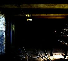 Into The Darkness.  by Michael Gatch