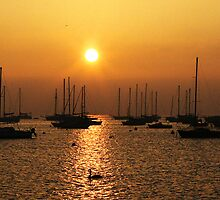 Williamstown Sunrise by John Dekker