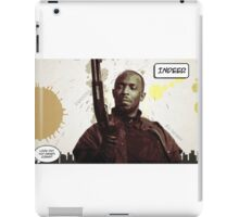 Omar's Comin' Yo! iPad Case/Skin