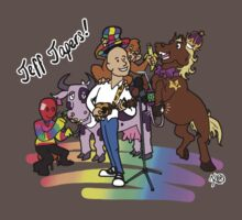 Jeff Japers by Kat Nicholson
