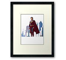 Super Murray Framed Print