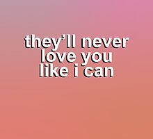 Like I Can - Sam Smith by jairahm