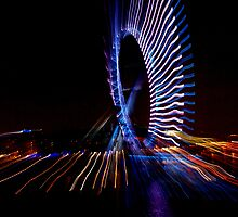 London Eye by Vincent Teh