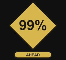 Occupy Movement - 99 percent ahead by wetdryvac