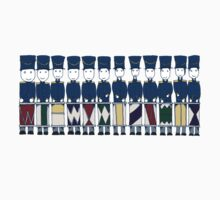 Twelve Drummers Drumming Kids Clothes