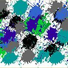 (ROUND PRAIRE ) ERIC WHITEMAN  ART  by eric  whiteman