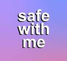 Safe With Me - Sam Smith by jairahm