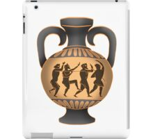 Greek vase iPad Case/Skin