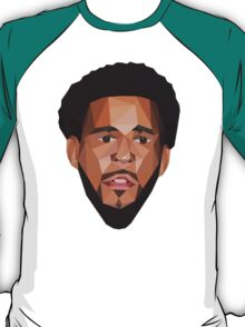 J Cole 2014 Lowpoly T-Shirt