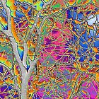 Abstract Tree by Tina monroe