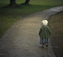 Walk alone  by TrueBavarian