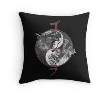 1954/2014 gojira Throw Pillow