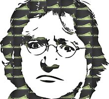 Gabe Newell - Wallet  by phenommachine