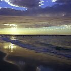 Busselton Beach on Square by Roland de Haas