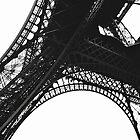 Eiffel detail by Darryl A