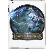 Shockblade Zed - League of Legends iPad Case/Skin