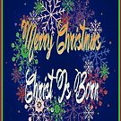 Christ Is Born by Mike Pesseackey (crimsontideguy)