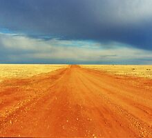 Oodnadatta Track, South Australia. by rochelle