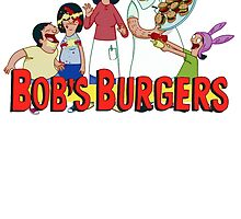 Bob's Burgers by cursis