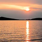 Scillonian Sunset by snurfdood