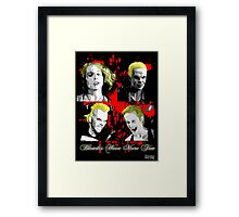 Blondes Have More Fun 2 Framed Print