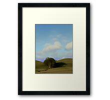 G R O V E Framed Print