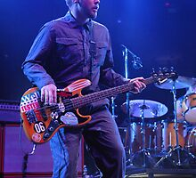 Jeff Ament (Pearl Jam) by all4pearljam