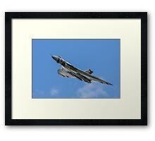 Avro Vulcan XH558 Framed Print