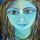Shyama in the sky by Nisha