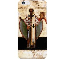 Saint James the brother of the Lord iPhone Case/Skin
