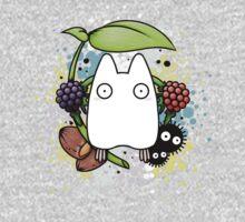 Chibi Totoro Kids Clothes