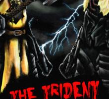 Iron Throne Tour Sticker