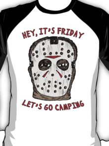 Friday Camping T-Shirt