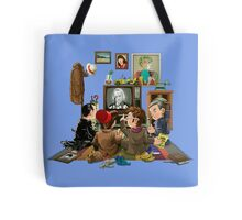 50 Years of The Doctor Tote Bag