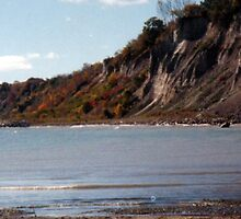 Scarborough Bluffs by PPPhotoArt