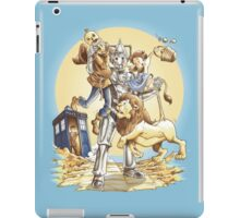 Doctor Oz iPad Case/Skin