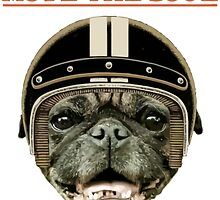 pug motorcycles by darklordpug
