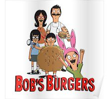 Bob's Burgers III Poster